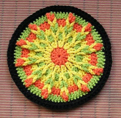 crochet hot pad 400x390 Thanks For Helping a Reader Find the Right Pattern