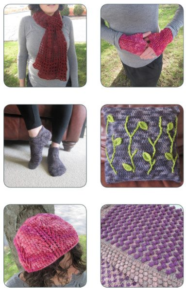 Post image for Poetry in Yarn At the Bakery Crochet Pattern Booklet and PDF Giveaway