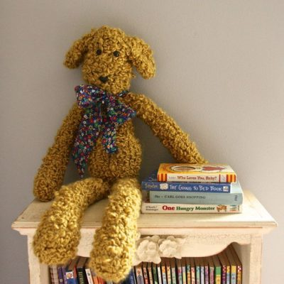 crochet stuffed animal 400x400 Crochet Link Love for All The Top Posts of The Week