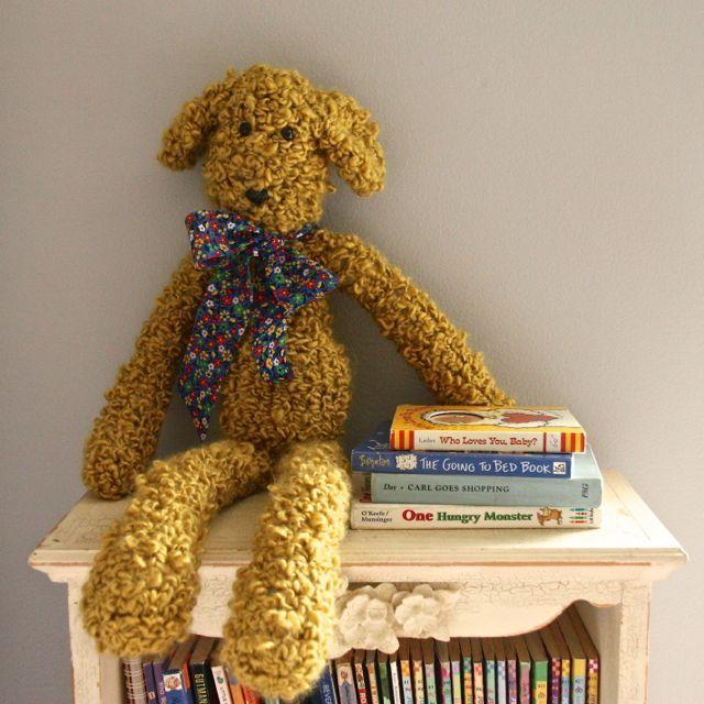 Crocheting Stuff : crochet stuffed animal