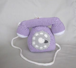 crochet telephone Crochet Link Love for the Week