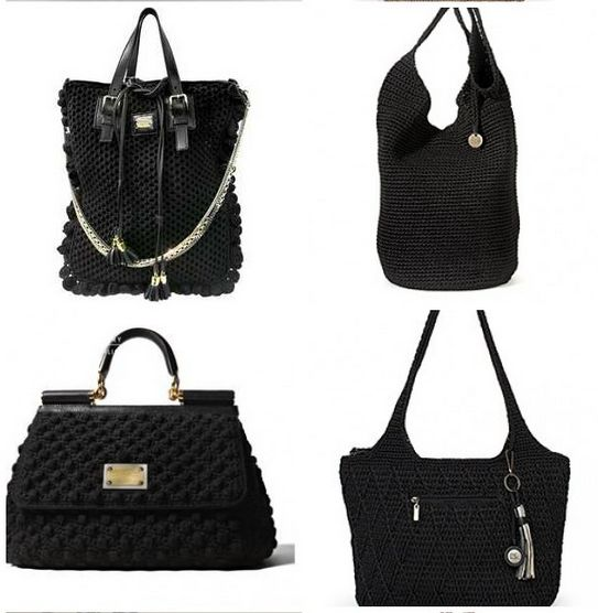 designer crochet bags Are You Dolce and Gabbana or The Sak Crochet?