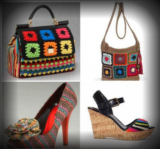 Post image for Are You Dolce and Gabbana or The Sak Crochet?
