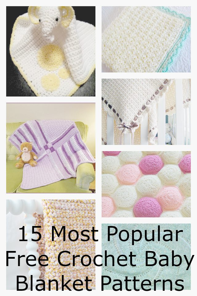 Crochet Inspiration: Ripple Star Blankets (27 Patterns and Photos)