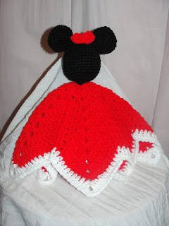 minnie mouse blanket 15 Most Popular Free Crochet Baby Blanket Patterns