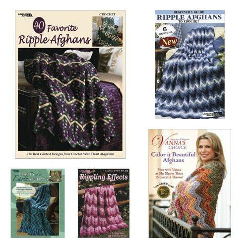 ripple afghan books
