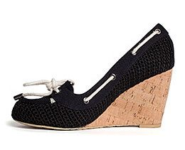 sak crochet wedges shoe 20 Years of Crochet in The Sak Store