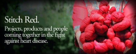Post image for Crochet Red: Stitching to Battle Heart Disease