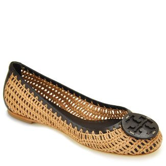 tory burch crochet shoes Designer Crochet: Tory Burch