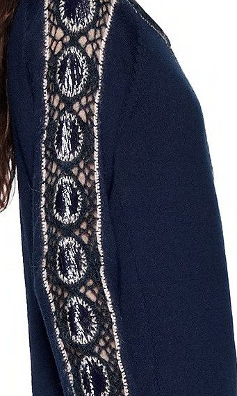tory burch crochet sweater Designer Crochet: Tory Burch