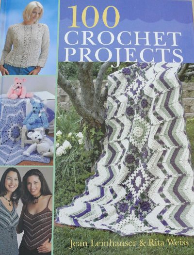 100 crochet projects book Day 7 of 12 Days of Crochet Christmas: Win 4 Great Crochet Books