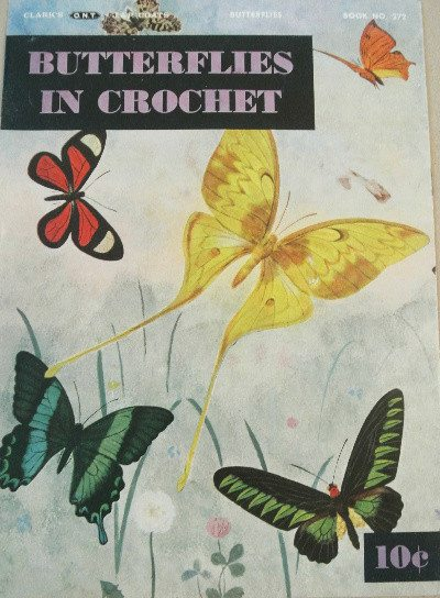 1950s vintage crochet patterns Day 2 of 12 Days of Crochet Christmas: Win Vintage Crochet Patterns