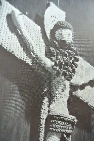 1970s crochet christ The Wonderful World of Dona Z. Meilach (1970s Crochet)
