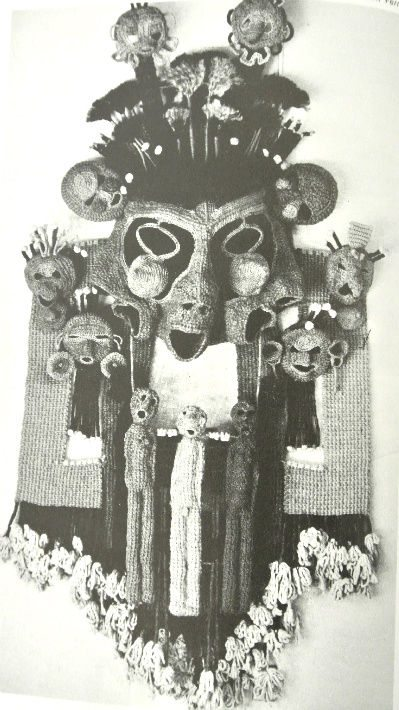 1970s crochet sculpture The Wonderful World of Dona Z. Meilach (1970s Crochet)