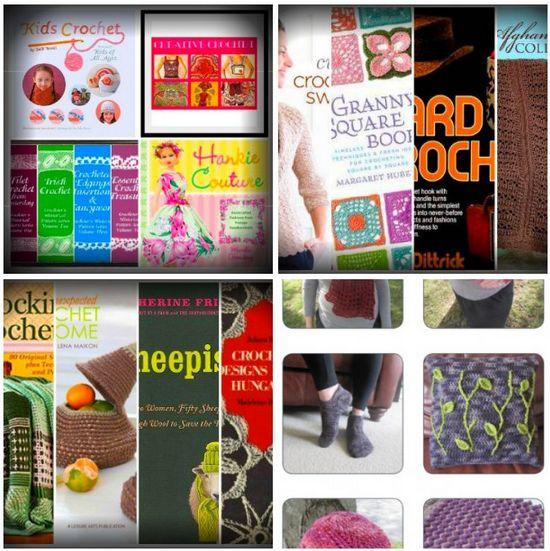2012 crochet books