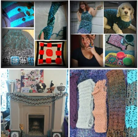 Post image for 2012 in Crochet: My Crochet Life and Home