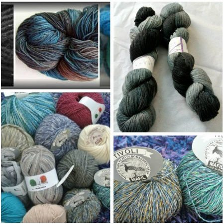 Post image for 2012 in Crochet: Yarn