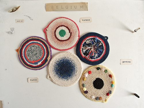 Post image for Belgian Home Crochet Artist Renilde de Peuter