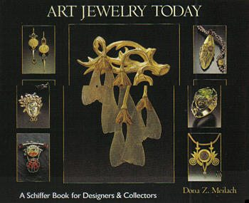 art jewelry book meilach The Wonderful World of Dona Z. Meilach (1970s Crochet)