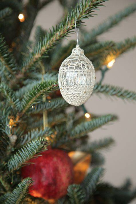 christmas crochet ornament 16 Heartwarming Examples of Beautiful Crochet Christmas Decor