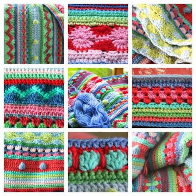 colorful crochet 400x400 Celebrating Crochet with Link Love!