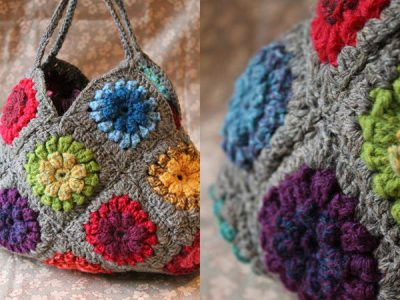 crochet bag 400x300 December 1st Crochet Link Love