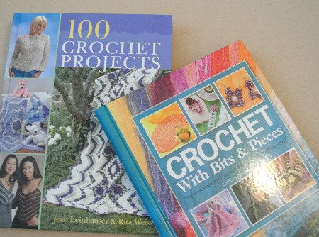 crochet books Crochet Concupiscence 12 Days of Christmas Giveaway: The Prizes