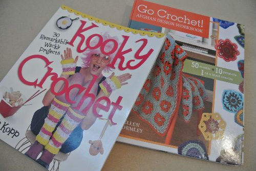 crochet books1 Day 7 of 12 Days of Crochet Christmas: Win 4 Great Crochet Books