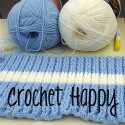 crochet happy Day 1 of 12 Days of Crochet Christmas: Win Some Crochet Hooks! (And Yarn)