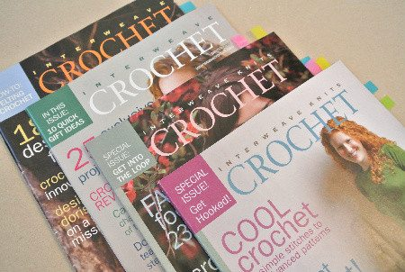 crochet magazines Crochet Concupiscence 12 Days of Christmas Giveaway: The Prizes