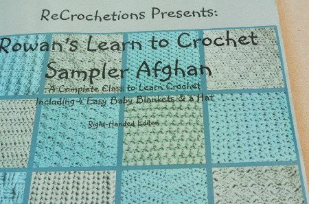 Crochet Stitches Sampler : ... of 12 Days of Crochet Christmas: Win a Crochet Sampler Pattern Book