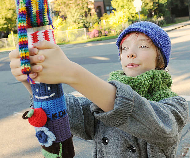 Post image for Amazing Crocheting Kids: Nathan Coburn