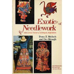 meilach needlework The Wonderful World of Dona Z. Meilach (1970s Crochet)