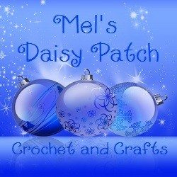 mels daisy patch crochet christmas Day 3 of 12 Days of Crochet Christmas: Win 3 New Crochet Patterns and Piecework Magazine