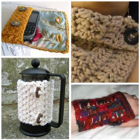 one skein crochet projects Crochet Blog Roundup: December in Review