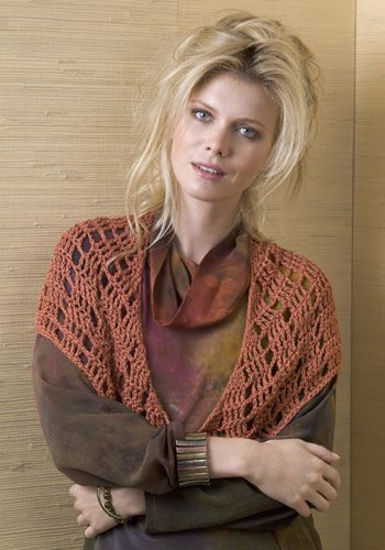 one skein crochet shawl 10 Terrific Crochet Shawl Pattern Designers and their Most Popular Patterns