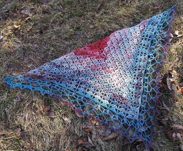 Free Crochet Shell Shawl Patterns : Day 6 of 12 Days of Crochet Christmas: Win Free Patterns ...