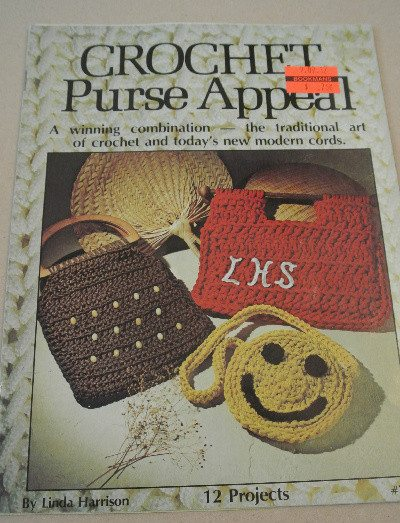 vintage crochet purse pattern booklet Day 4 of 12 Days of Crochet Christmas: Win Cute Crochet Patterns