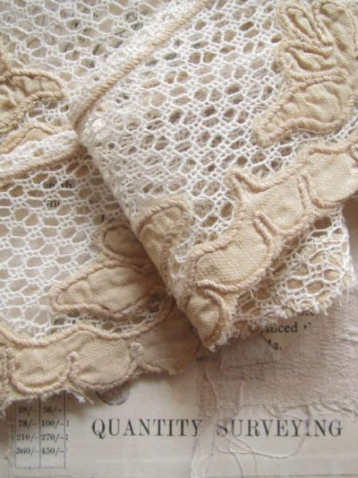 cotton and crochet