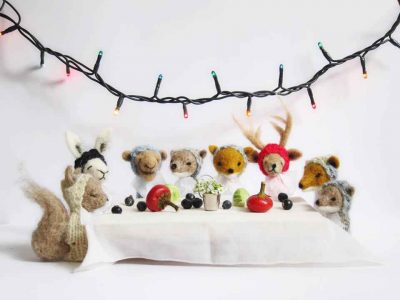 crochet and knit toys 400x300 New Series: This Year, Last Year, The Year Before