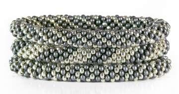 crochet bracelet fair trade