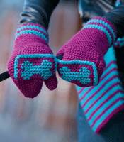 crochet dog mittens This Weeks Crochet Link Love