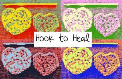 crochet fundraiser project