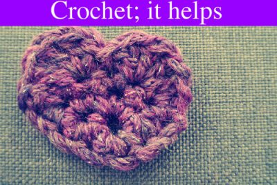 crochet health 400x268 Create Your Own Yarncrafting Wellness Plan