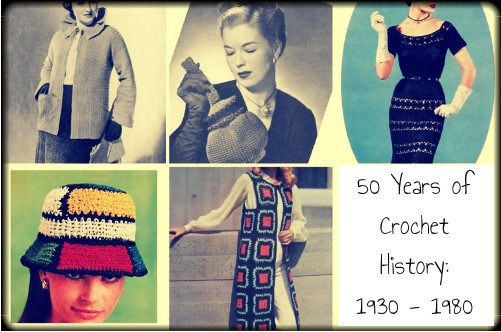 Post image for 50 Years of Crochet History: 1930