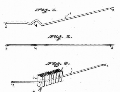 crochet hook patent 400x309 50 Years of Crochet History: 1930