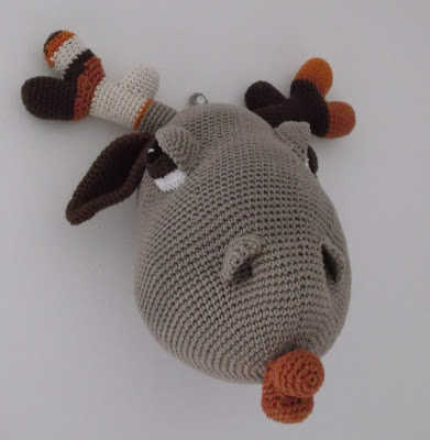 crochet moose Crochet Link Love!!