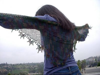 crochet pattern for shawl 400x300 How to Crochet a Shawl: The Ultimate Resource Guide