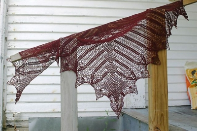 crochet shawl design 400x266 10 Terrific Crochet Shawl Pattern Designers and their Most Popular Patterns