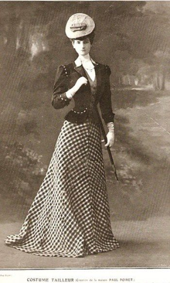 early poiret Designer Crochet Project: Paul Poiret